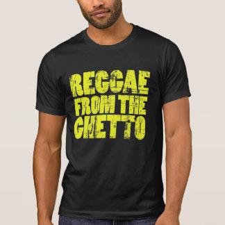 Camiseta del reggae del ghetto - vintage
