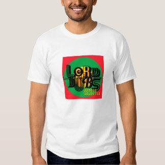 Camiseta del reggae del selector de señor Dubs DJ