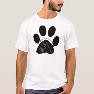 Camiseta del rescate del ALCANCE