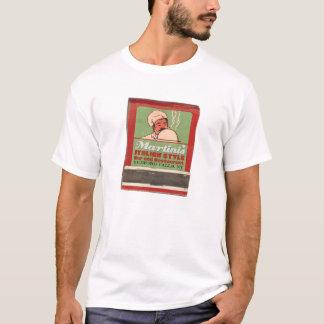 Camiseta del restaurante de Martini