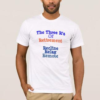 Camiseta del retiro los tres r del retiro