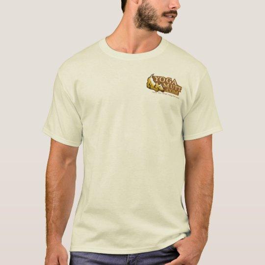 Camiseta del retratamiento