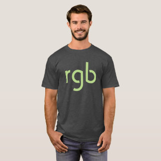 Camiseta del RGB