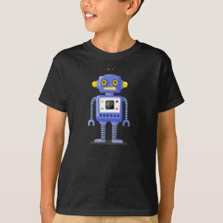 "Camiseta del ""robot azul"""