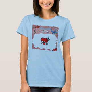 Camiseta del Rockabilly