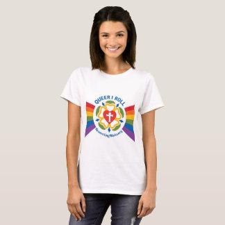 Camiseta del rollo del maricón I