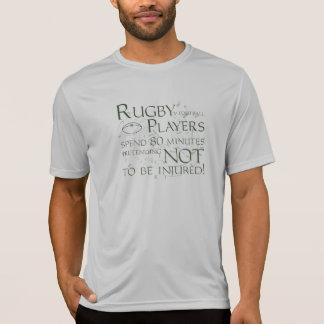 Camiseta del rugbi