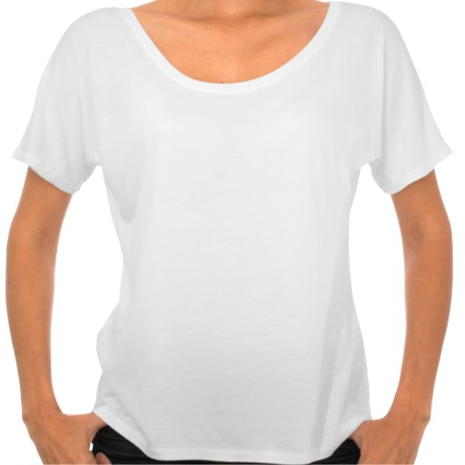 Camiseta del saco (mujeres)