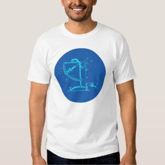 Camiseta del sacristán de Steampunk