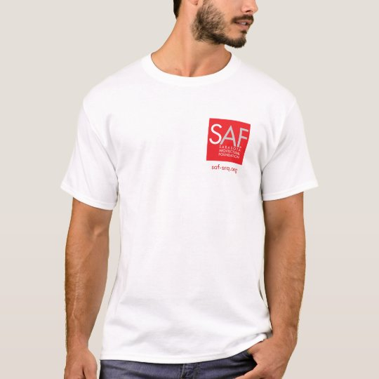 Camiseta del SAF