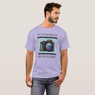 Camiseta del safari de la foto de Pittsburgh