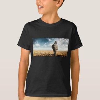 Camiseta del safari del MB de los niños - BURBUJAS