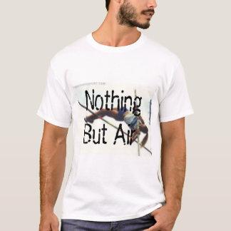 Camiseta del saltador de poste