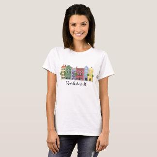 Camiseta del SC de Charleston de la fila del arco