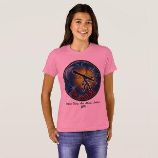 Camiseta del SCAS de la señora joven