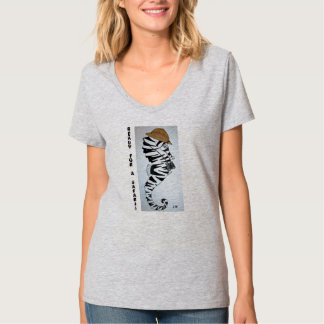 Camiseta del Seahorse del safari