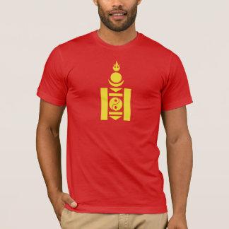 Camiseta del símbolo de Mongolia Soyombo