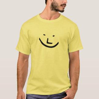 Camiseta del smiley del NSA