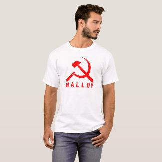 Camiseta del socialista de Malloy