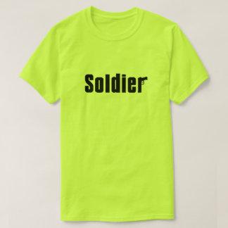 Camiseta del soldado