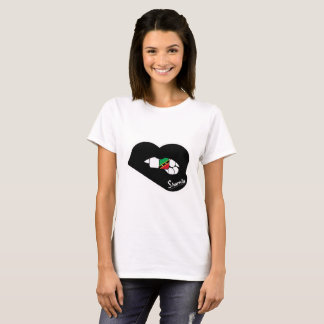 Camiseta del St San Cristobal de los labios de