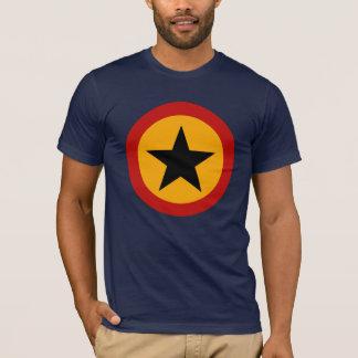 Camiseta del super héroe