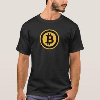 Camiseta del super héroe de Bitcoin