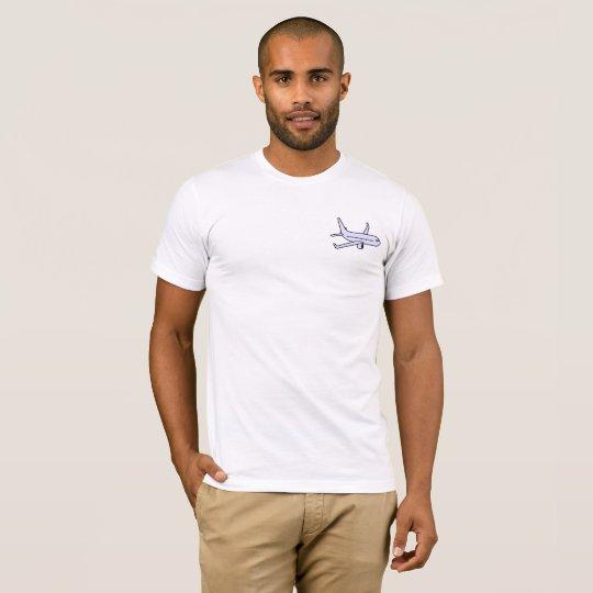 Camiseta del super suave de los hombres del