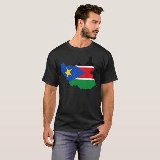 Camiseta del sur de la nación de Sudán