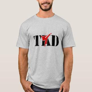 "Camiseta del Taekwondo ""TKD"""