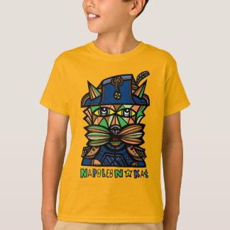 """Camiseta del TAGLESS® de los niños de """"Napoleon"""