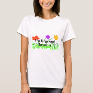 camiseta del tamaño de las mujeres pequeña con