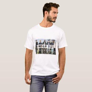 Camiseta del tamaño de Londres