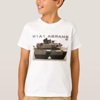 Camiseta del tanque de M1A1 Abrams