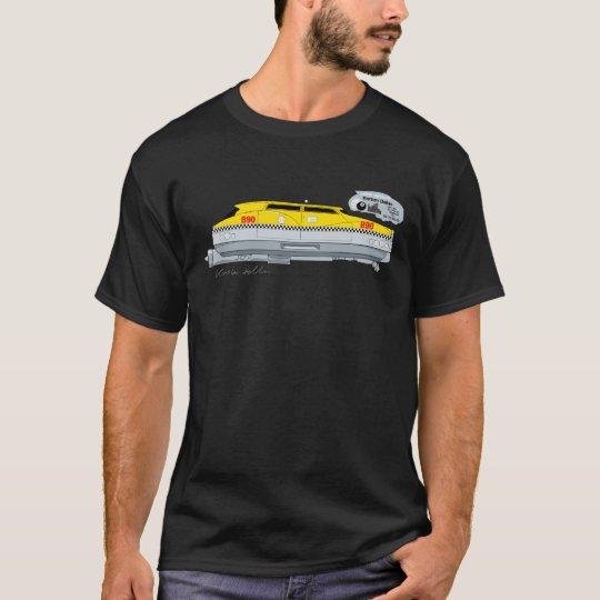 Camiseta del taxi de NYC