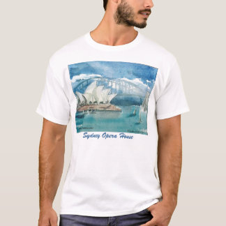 Camiseta del teatro de la ópera de Sydney