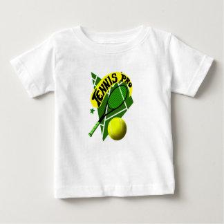 Camiseta del tenis para el bebé