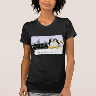 Camiseta del tiempo del ahorro de la Anti-Luz del