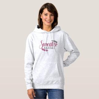 Camiseta del tiempo del suéter