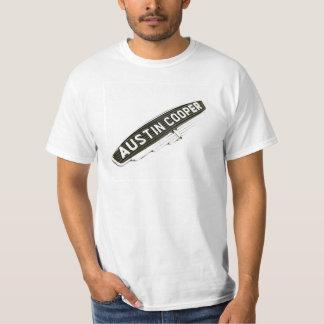 Camiseta del tonelero de Austin