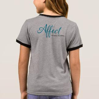 """Camiseta del """"trabajo"""" de los niños de la"""