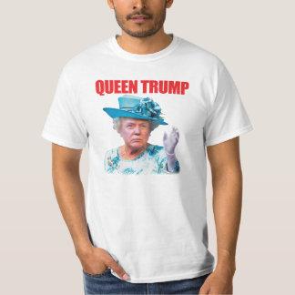 Camiseta del triunfo de la reina de Donald Trump