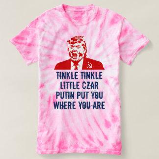"""Camiseta del triunfo: """"Zar del tintineo del"""