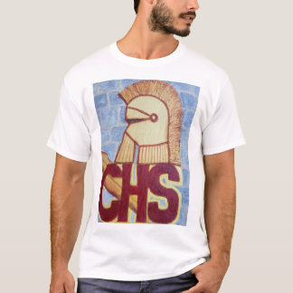 Camiseta del Trojan de CHS