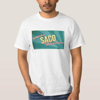 Camiseta del turismo de Saco