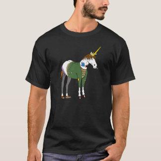 Camiseta del unicornio de Emo