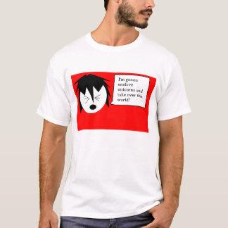 Camiseta del unicornio de YAMI