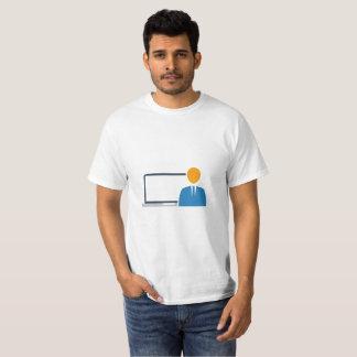 Camiseta del usuario empresarial
