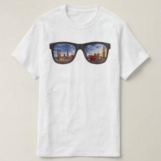 Camiseta del valor, blanco, Londres