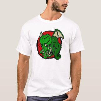 Camiseta del valor de Cthulu